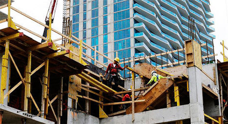 Condo construction fall steeply in Canada | CONSTRUCTION | Scoop.it