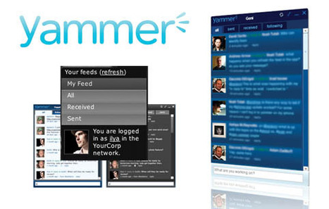 Yammer Continues to Build on 2011 Momentum With Strong First Quarter | Internal Social Media | Scoop.it