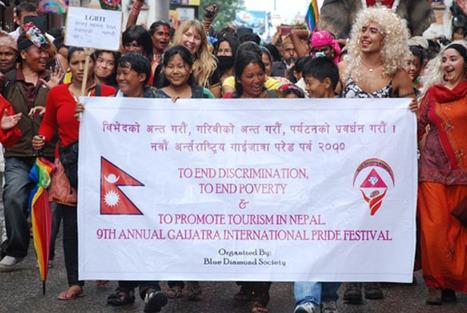 Pride Festival Nepal 2012 - Gaijatra Festival, Festivals of Gay/Lesbian, LGBT in Nepal | Daily Crew | Scoop.it