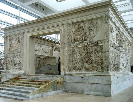 Ara Pacis Dampened by Leaky Roof - Archaeology Magazine | AncientHistory@CHHS 2012-13 | Scoop.it