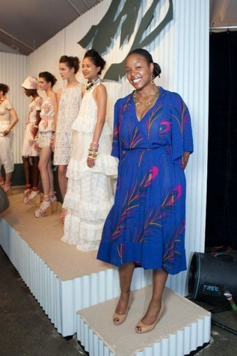 The Woman Who Makes Suno's Patterned Luxury Happen | African Creatives & Branding Africa | Scoop.it