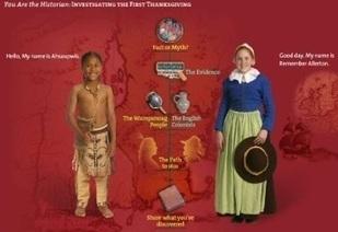 Thanksgiving : Webquests - ESL Resources | Languages, Cultures and Bilingualism | Scoop.it
