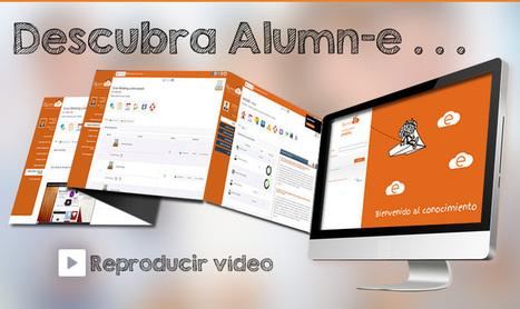 Alumn-e: Tu plataforma gratuita de formación en línea | Proyecto en Valores | Scoop.it