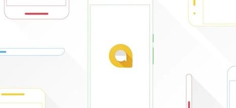 Google Allo, une application de messagerie et un assistant numérique | La Boîte à Bazar d'A3CV | Scoop.it