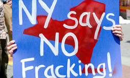 Major Scientific Document Shows Why NY Fracking Moratorium Is Imperative | EcoWatch | Scoop.it