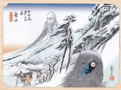 7 Types of Yokai – Japan's Snow Monsters | Fairy tales, Folklore, and Myths | Scoop.it