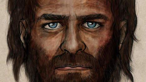 Zo zagen de eerste Europeanen er uit | KAP_WalravensM | Scoop.it