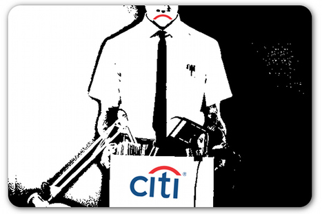 'Classically bad' press release leaves Citi vulnerable | Articles | Home | mojo 3 | Scoop.it
