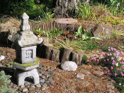Les objets symboliques au jardin japonais eden for Objet jardin japonais