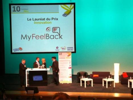 MyFeelBack Lauréat du Prix de l'Innovation | Actu webmarketing et marketing mobile | Scoop.it
