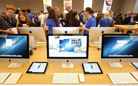 Apple bans chemical that causes nerve damage - CNNMoney | Neuropathy | Scoop.it