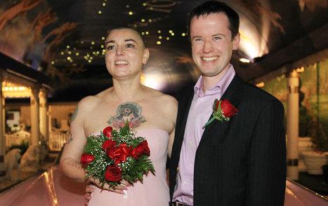 Echec après 16 jours du 4e mariage de la chanteuse Sinéad O'Connor | TAHITI Le Mag | Scoop.it