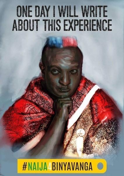 Solidarité : Les lecteurs se mobilisent pour collecter des fonds nécessaires aux soins médicaux de l'auteur kenyan Binyavanga Wainaina - AFROLIVRESQUE | Littérature africaine : Actualité | Scoop.it
