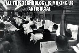 La soledad de las redes sociales | educacion-y-ntic | Scoop.it