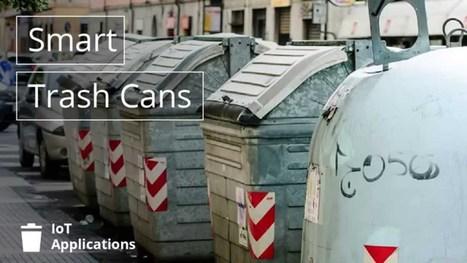 Make A Smart Trash Can #Arduino #IoT | Raspberry Pi | Scoop.it