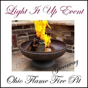 Ohio Flame Patriot Fire Pit Light It Up Giveaway Event, ends 3/4/13 | Winning In The Bloggosphere | Scoop.it