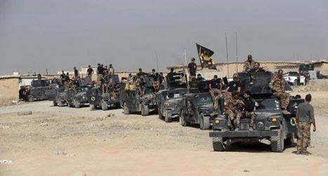 Lancement de la première étape à la reconquête de Raqqa, fief de Daech en Syrie   Histoire de la Fin de la Croissance   Scoop.it