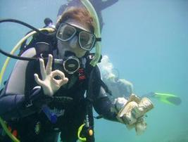 Make a Difference – Dive Against Debris | All about water, the oceans, environmental issues | Scoop.it