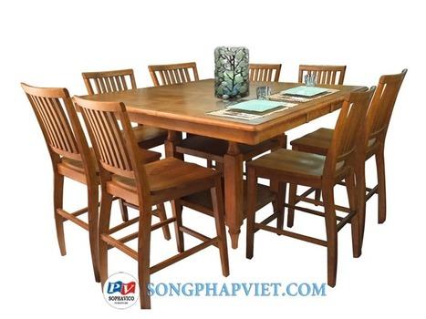 Bộ bàn 8 ghế SPV533T | bo ban ghe | Đồ Gỗ Song Pháp Việt | Hello coopit | Scoop.it