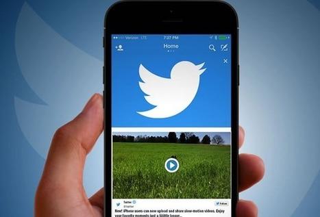 Twitter lance sa publicité vidéo First View | Référencement internet | Scoop.it
