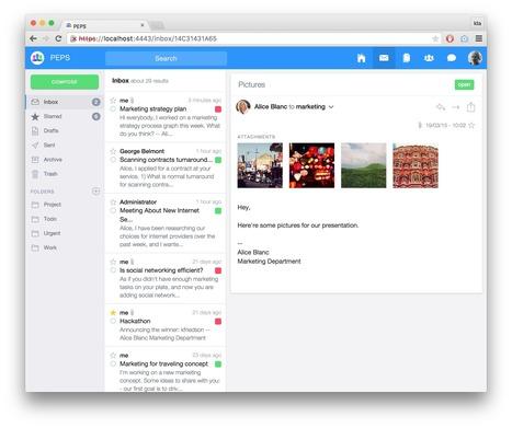 Peps - Pour chiffrer vos communications électroniques - Korben | SeCurité&confidentialité infos et web | Scoop.it