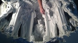 Digital Grotesque: complex, 3D-printed room - Boing Boing | DIGITAL SAVVY | Scoop.it