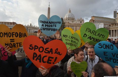 It's Time For A Gay Revolution In Italy | European debate on gay marriage | Scoop.it
