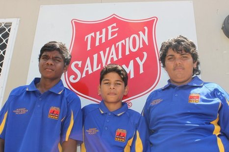 The Salvation Army - Australia | Teaching Stage 2 About Contributions in the Community | Scoop.it