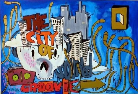 Tarek   Groovie - Artsper   The art of Tarek   Scoop.it