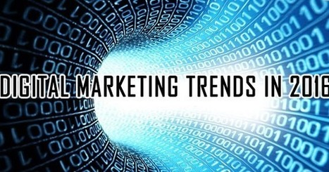 Bootstrap Business: Digital Marketing 2016: Five Areas of Focus | Reading Pool | Scoop.it
