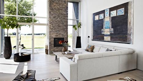 Décoration style ethnique & inspiration scandinave   Mobilier et décoration pour la maison   Scoop.it