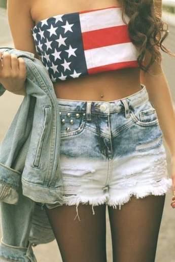 Denim shorts model - Part 2 | womensmax | Scoop.it