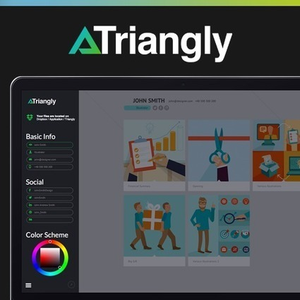 Triangly | liste de web-service, webware | Scoop.it
