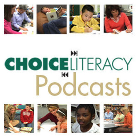 Teri Lesesne on Reading Ladders from Choice Literacy Podcasts | Book Ladders | Scoop.it