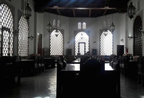 La plus vieille bibliothèque du monde rouvrira ses portes en mai | Art et littérature (etc.) | Scoop.it
