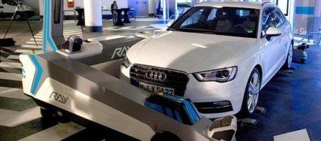 Sg.hu - Düsseldorfban bevált a parkolási robot | kovács róbert számára érdekes bejegyzések | Scoop.it