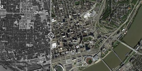 Visualizing Urban Change | Geography Education | Scoop.it