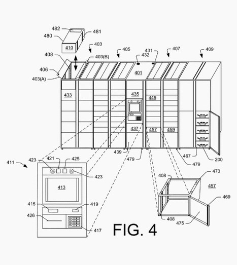 Amazon wants an army of drones to chase you down to get you your package | Drones | Scoop.it