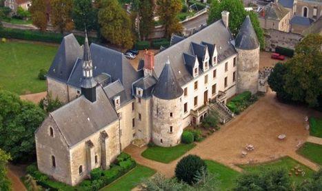 HOTEL CHATEAU DE REIGNAC 4* près de Loches en Touraine | Vacances en Touraine Val de Loire (37) | Scoop.it