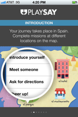 5 Great Language Learning Apps - AvatarGeneration | Digital Second Language Learning | Scoop.it