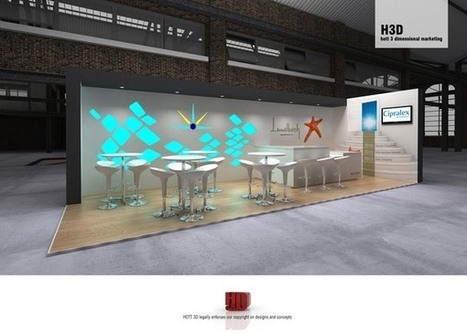 Exhibition and Trade Show Design Ideas | World Exhibition and Fairs | Scoop.it