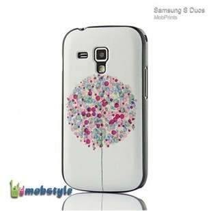 MobPrints005 - Hard Plastic Back Case for Samsung S Duos | Samsung Galaxy S Duos Cases | Scoop.it