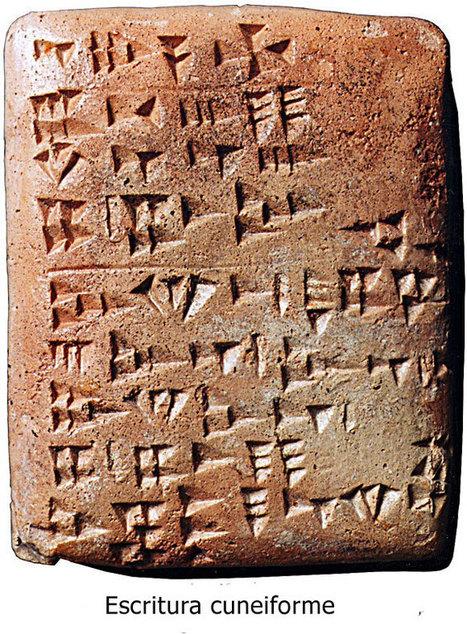 Escrituras Antiguas: Edad de Bronce | Escritura en la Edad del Bronce | Scoop.it