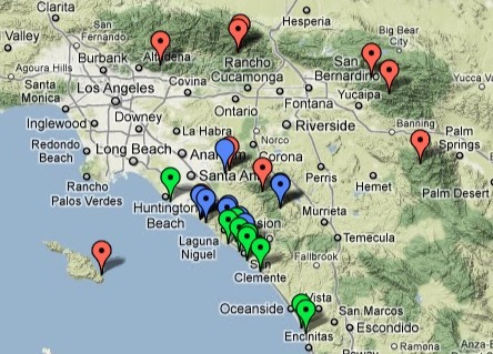 Find a Hiking Trail in Orange County and around Southern California | Hiking | Scoop.it