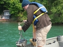 Great Lakes Center conducts sampling of lower Niagara River | cyanobacteria | Scoop.it