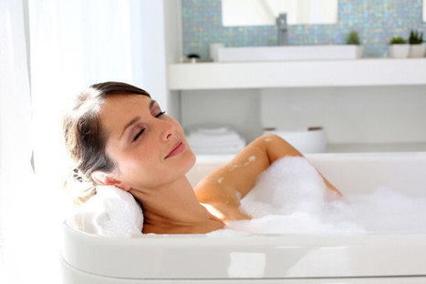 10 Things that pamper your skin in the bath | Womentips | Scoop.it
