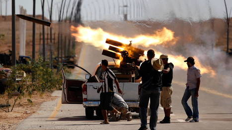 Regime Change in Libya Mirrors Iraq: Both Efforts Led to Failed States & Destabilized Region | Saif al Islam | Scoop.it