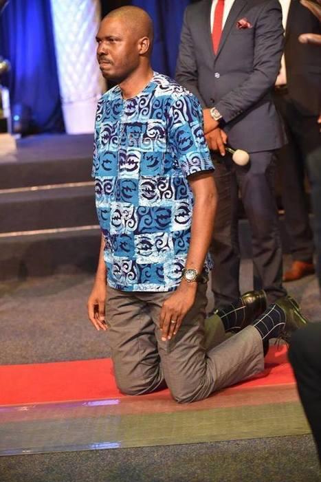 Next President of Benin Republic prophesied and anointed by Prophet Shepherd Bushiri (aka Major1) on 6 Nov 2016 | DiasporaEngagement | Scoop.it