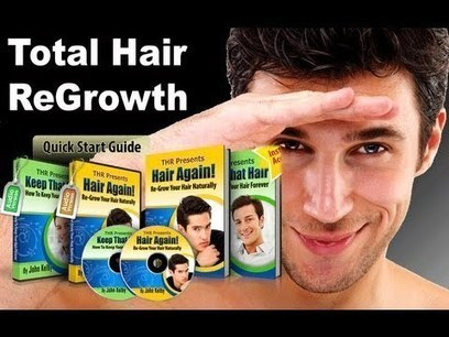 Total hair regrowth review by adola.net -  The best treatment for your hair loss | Adola Reviews | Scoop.it