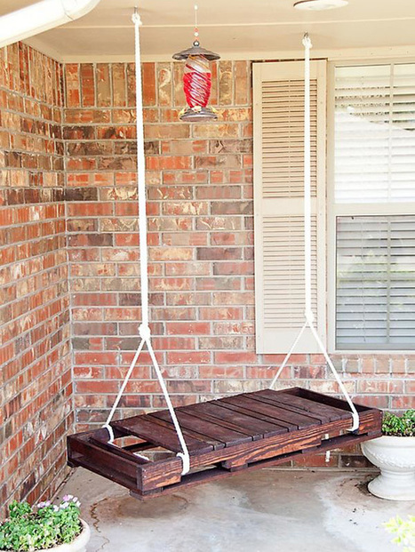 35 Creative Ways To Recycle Wooden Pallets | DesignRulz | Interesting and Fascinating | Scoop.it